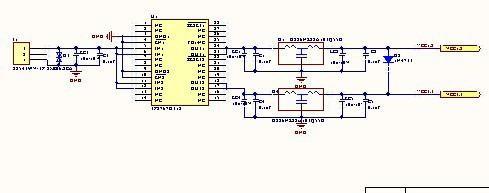 三级管接线原理图