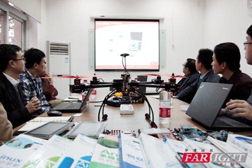 ARM大学计划全球经理到访华清远见,就教育合作展开深入交流