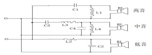 分频器基本电路原理图